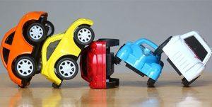 Carambolages, accidents de la route en chaîne et assurance